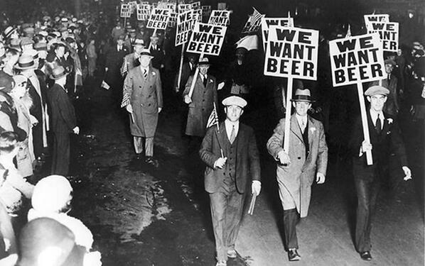 Cerveza Cerdo Ciego - Prohibición