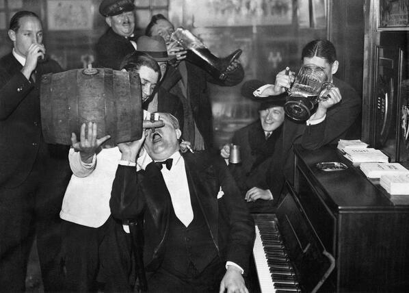 Cerveza Cerdo Ciego - De la época